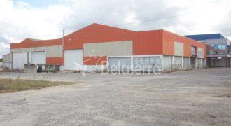 Pavilhão Zona Industrial Gouveia