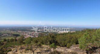 Quinta localizada no Parque Natural da Serra da Estrela